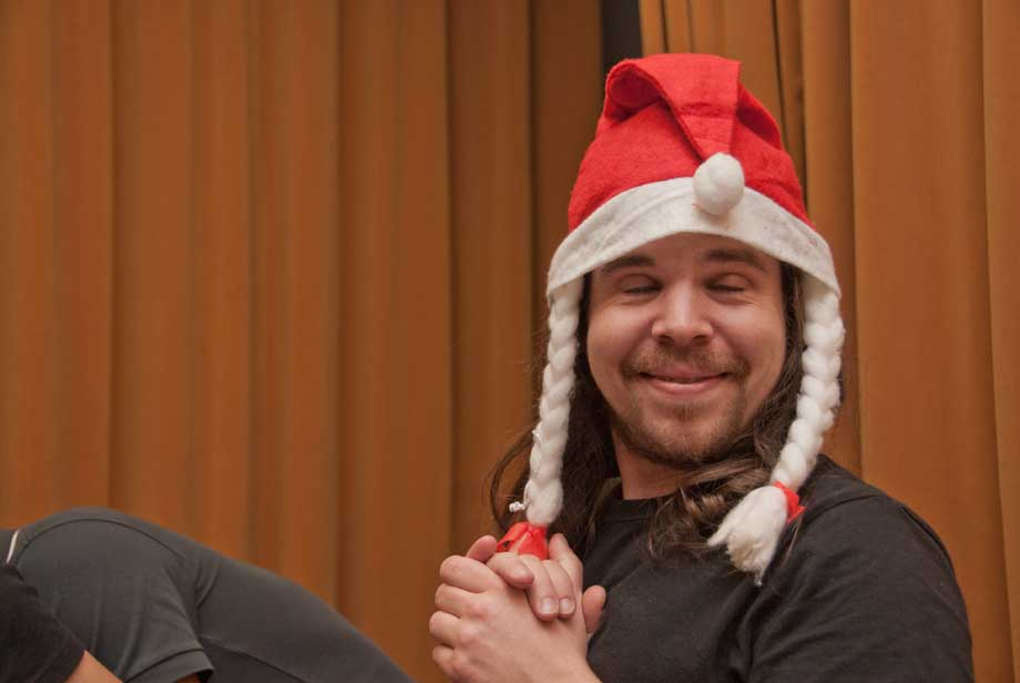 20121206 Christmas party 009