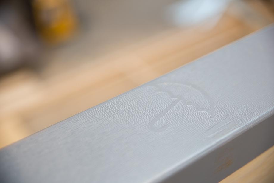 Macro shot of insulation layer