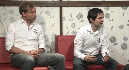LISI Live Talk - 3 people on a couch